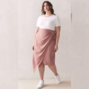 Addition Elle Wrap Skirt